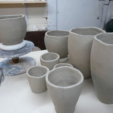 June Ridgway Ceramics Warwick Studio